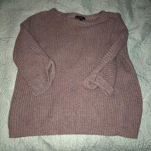 J. Crew 3/4 sleeve sweater- xxs